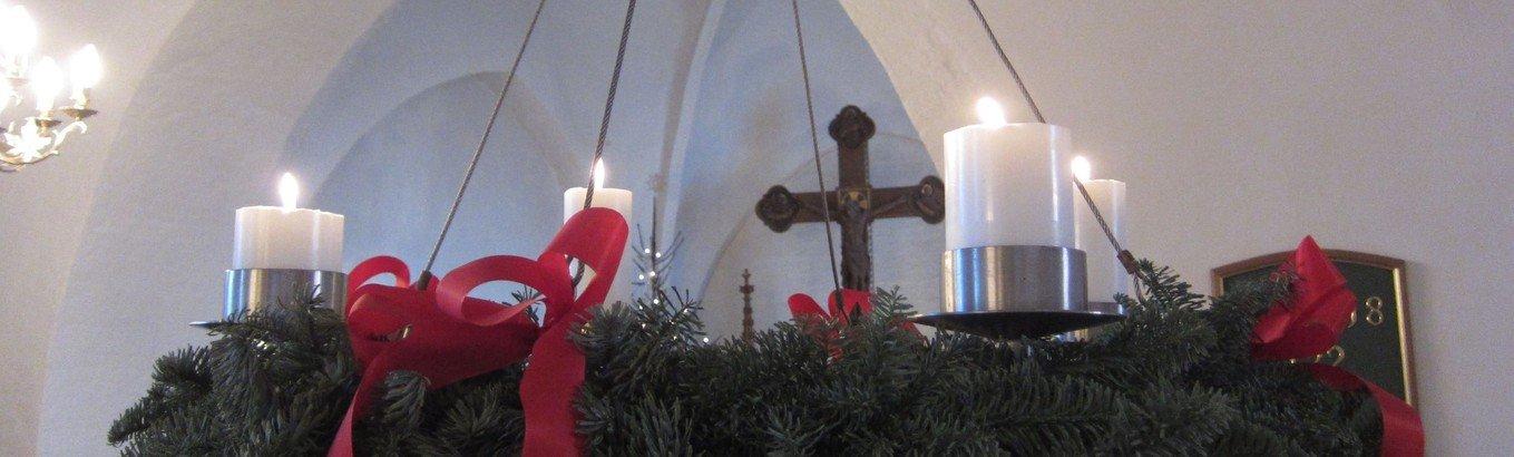 Gudstjeneste - Syng julen ind