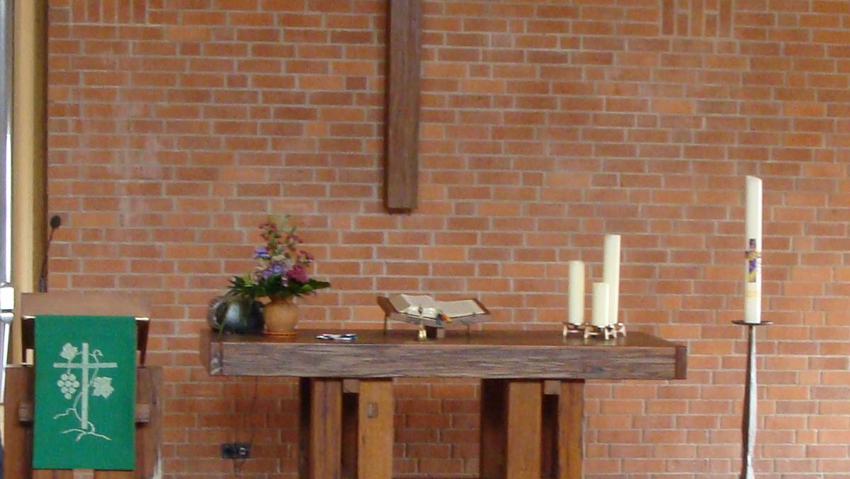 Gottesdienst zu Erntedank