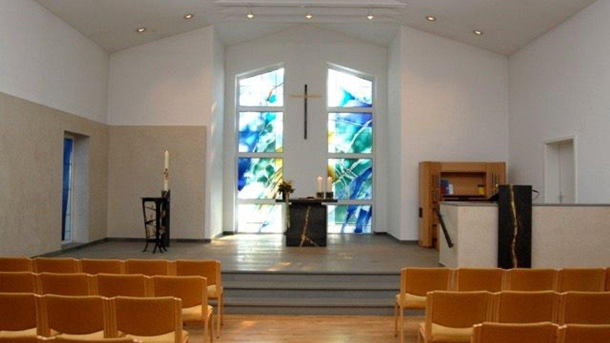 Gottesdienst mit Begrüßung der neuen Katechumenen