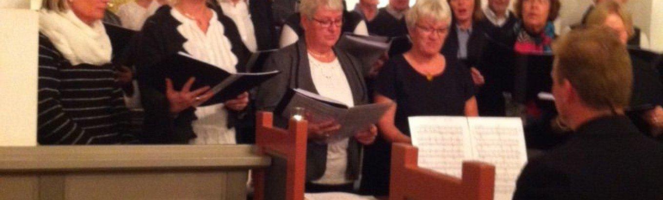 Jule-musik-gudstjeneste i Oksby kirke