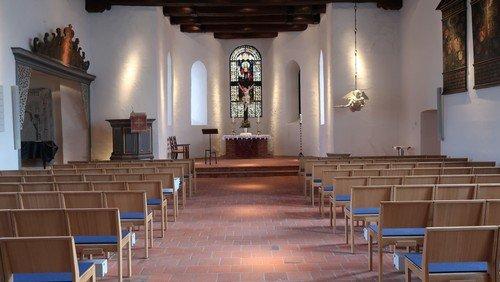 Gottesdienst für Neue