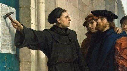Reformationsgudstjeneste / HHN i kirken