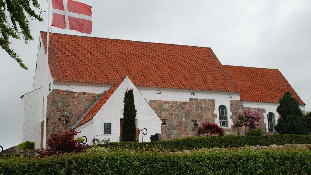 Højmesse i Sct. Olai kirke - uden altergang