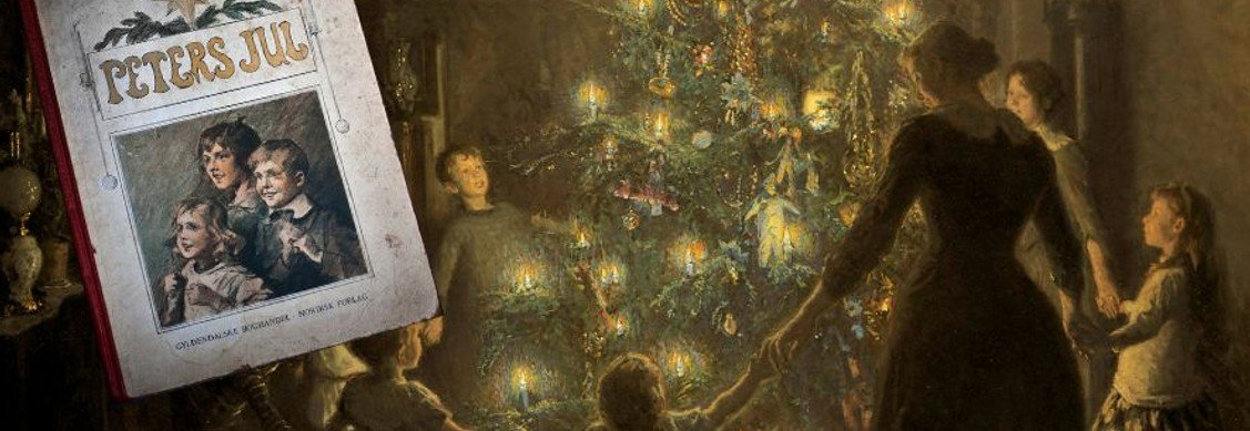 Peters Jul - Koncertfortælling og familiemiddag