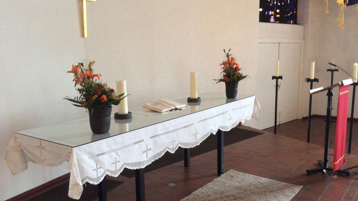 Gottesdienst in der Auferstehungskirche mit Pastor Michael Grabarske