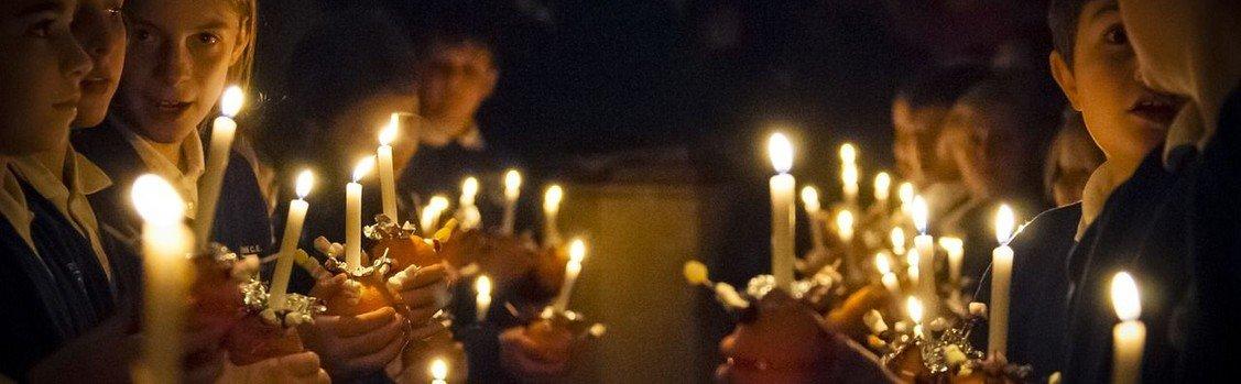 Børne- og familiegudstjeneste m/kor - 3. søndag i advent