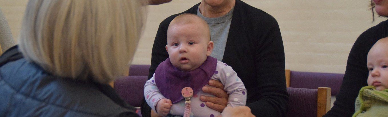 Babysalmesang Aflyst pga kursus denne tirsdag