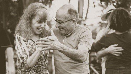 Tanzcafé: Tanz mit - aber bitte mit Sahne!