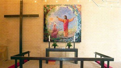 Højmesse sidste s. i kirkeåret