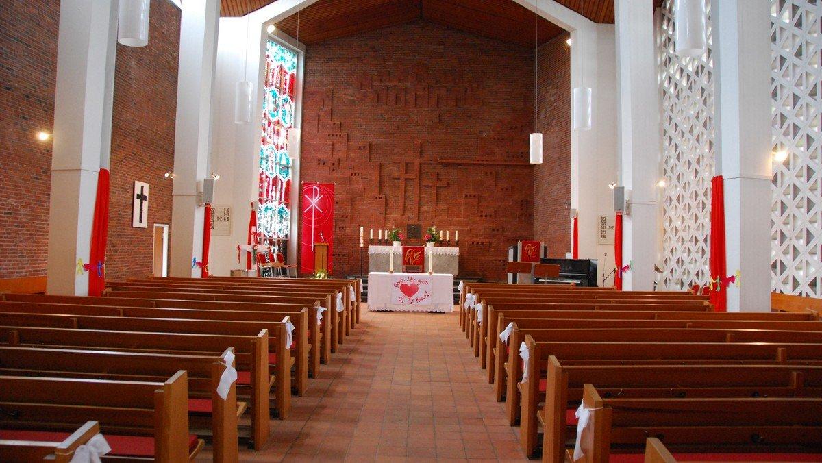 St. Paul´s English Service im Gemeindesaal