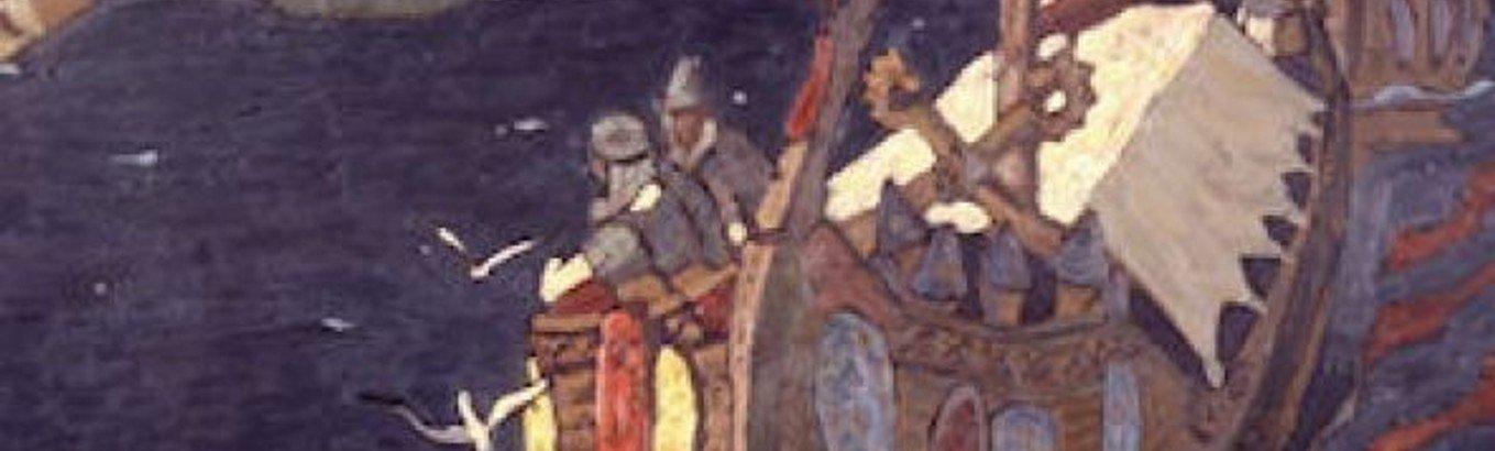 Sogneaften Ho folkestue: Foredrag om Njals saga