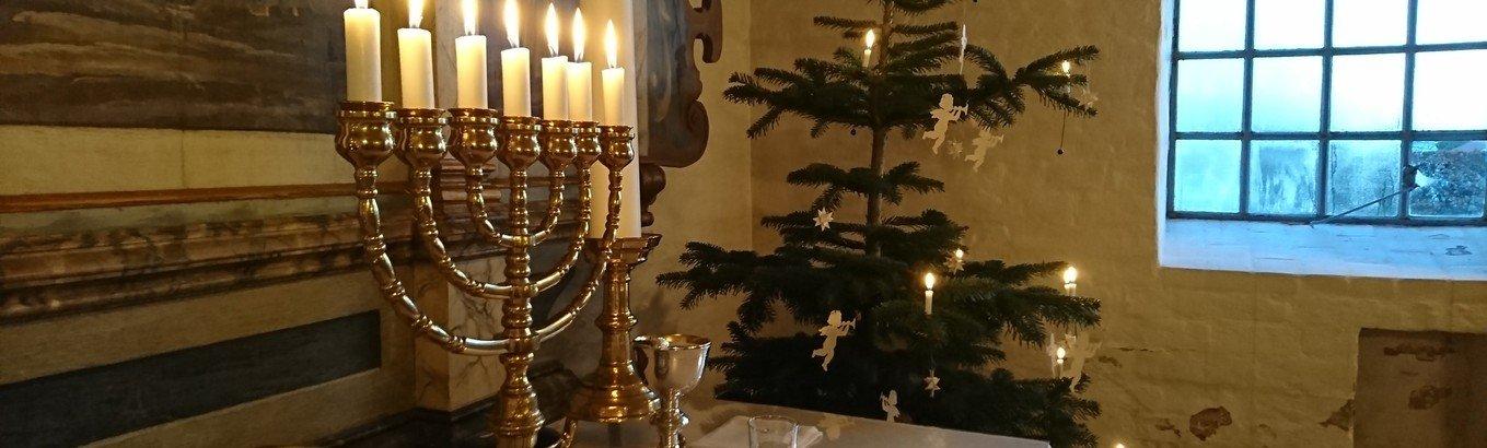 Julegudstjeneste i Ho kirke