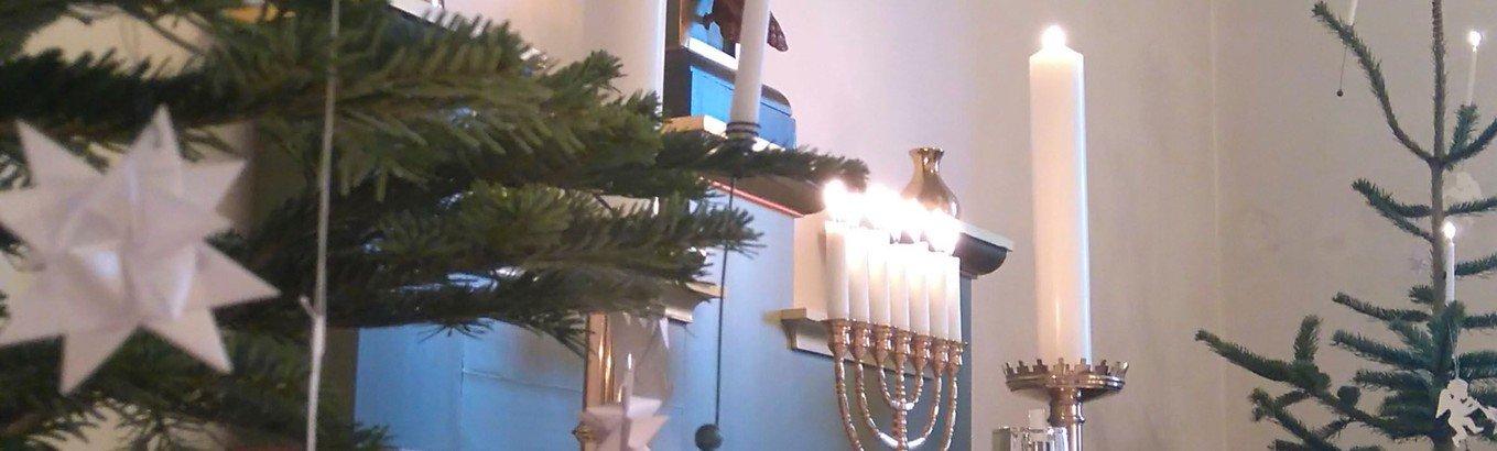 Julegudstjeneste i Mosevrå kirke