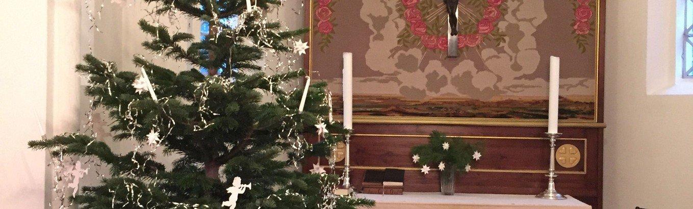 Julegudstjeneste i Børsmose kirke
