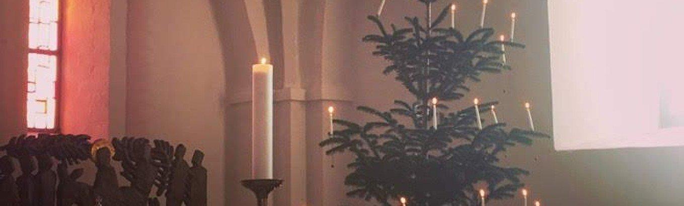 Julegudstjeneste i Aal kirke
