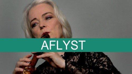 AFLYST Koncert med Michala Petri (blokfløjte)