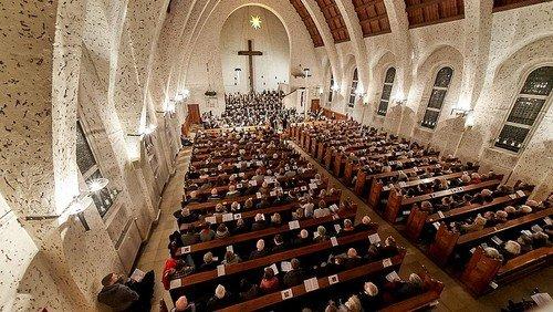 Konzert-Gottesdienst mit Solistenensemble und Streichtrio, W.A. Mozart: Missa brevis in D-Dur