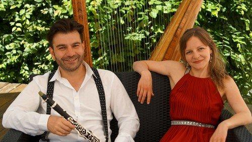 Konzert-Gottesdienst mit dem  Duo della Fortuna