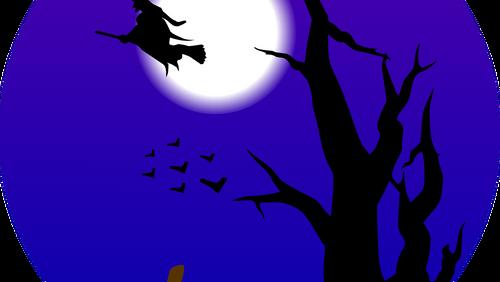 Gud & Gaffel om at være bange / halloween