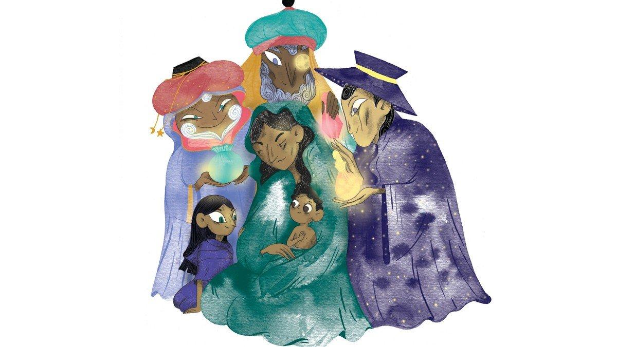 Gud & Gaffel uden fællespisning / At glæde sig - Advent