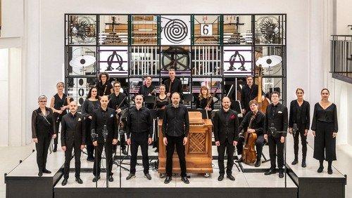 Bachs velgjorte værker - med Enghave Barok