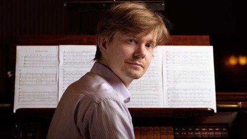 Orgelindvielseskoncert ved  Frederik Magle