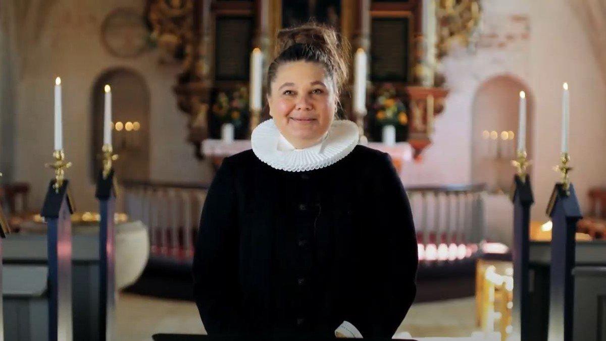 2. s. efter påske fra anden række - følg søndagens prædiken på hjemmeside eller Facebook