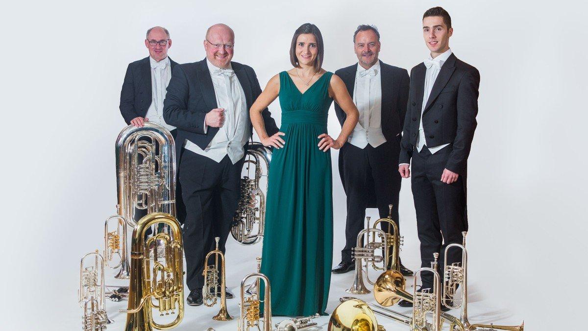 """""""Orgel und..."""" - 10 Jahre Arend-Orgel: Harmonic Brass"""