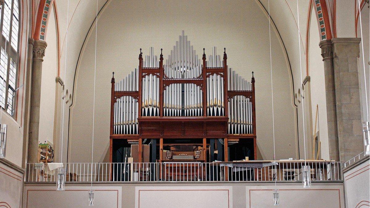 """Chor-Orgelkonzert """"1 Jahr Englische Orgel"""""""