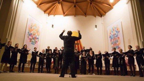 Chor- und Instrumentalmusik in der Heiligen Nacht