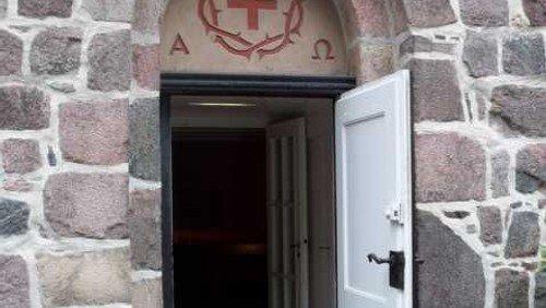 Alt-Schmargendorf: KEINE Offene Kirche