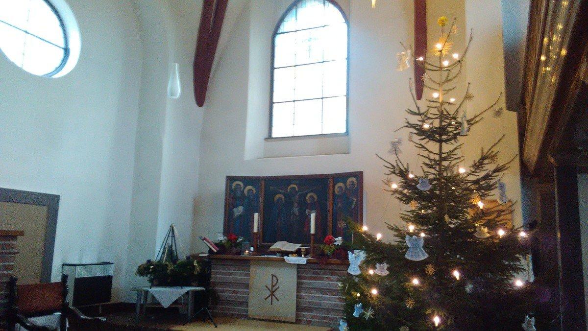 Abendmahls- und Taufgottesdienst