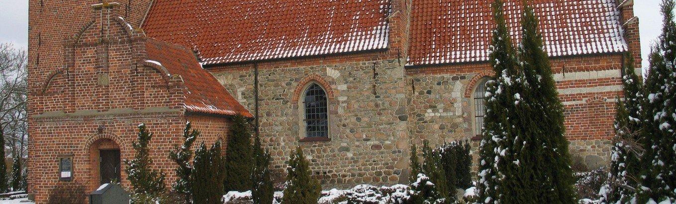 Indvielses gudstjeneste Ølsted kirke
