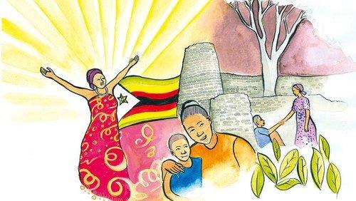 Einstimmung und erste Informationen zu Simbabwe