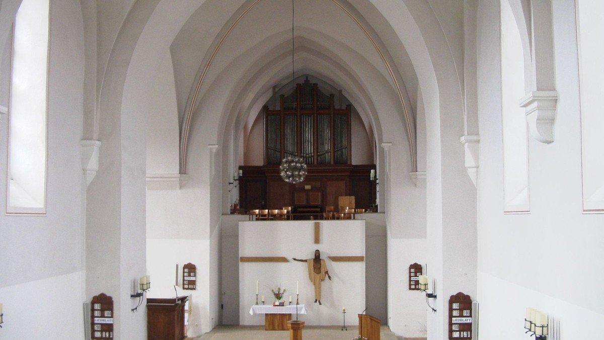 Sprengel-Gottesdienst zum Reformationstag