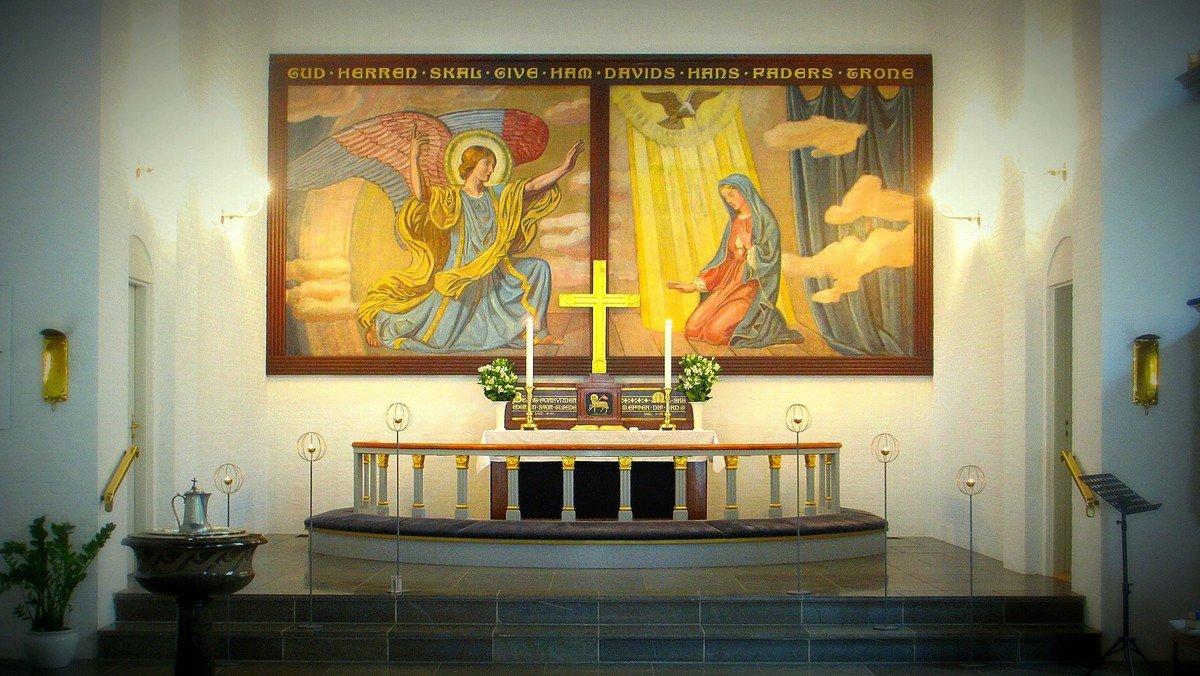 Gudstjeneste - 6. s. efter Trinitatis