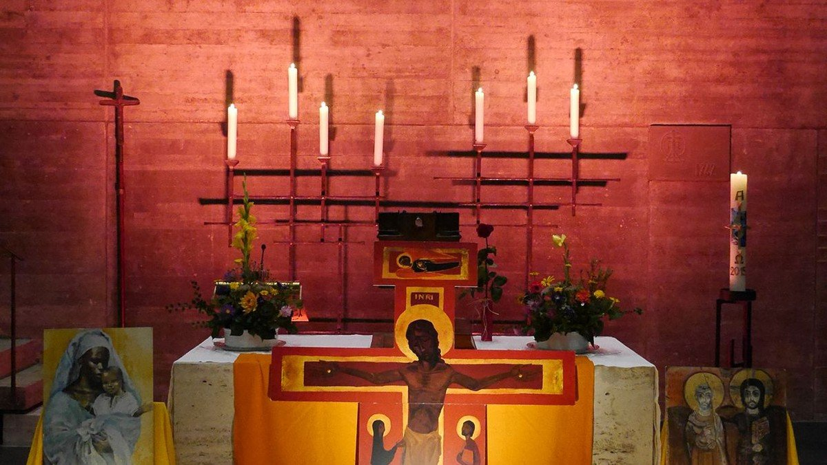 Taizé Gebet in Heilig Geist