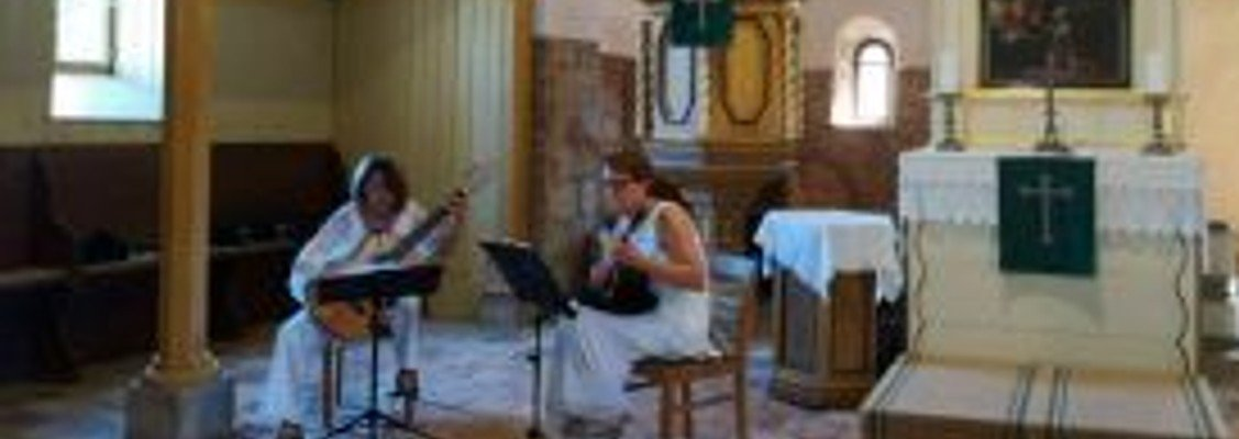 Konzert mit dem Duo Picaflor
