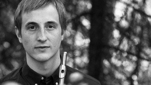 Prædebutkoncert med Valdemar Ulrikkeholm, fløjte samt instrumentalensemble