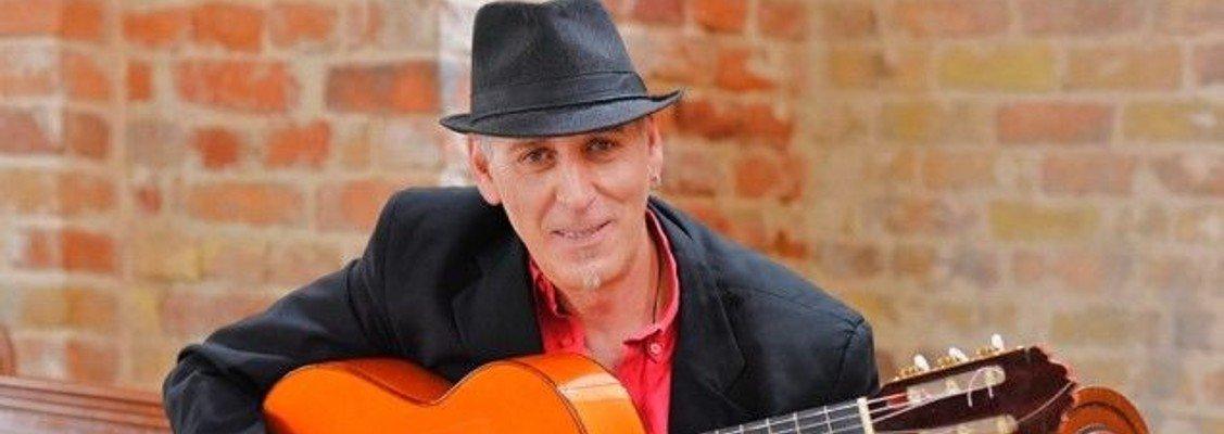 Konzert: Flamenco fusión mit Rubin de la Ana