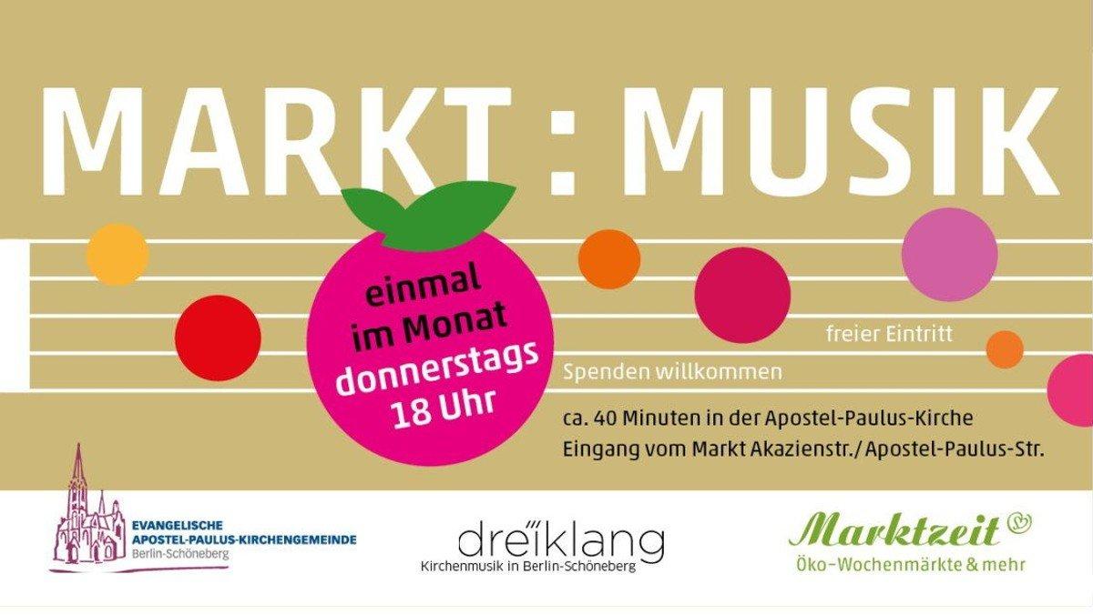 MARKT : MUSIK -  Electronics & Organ