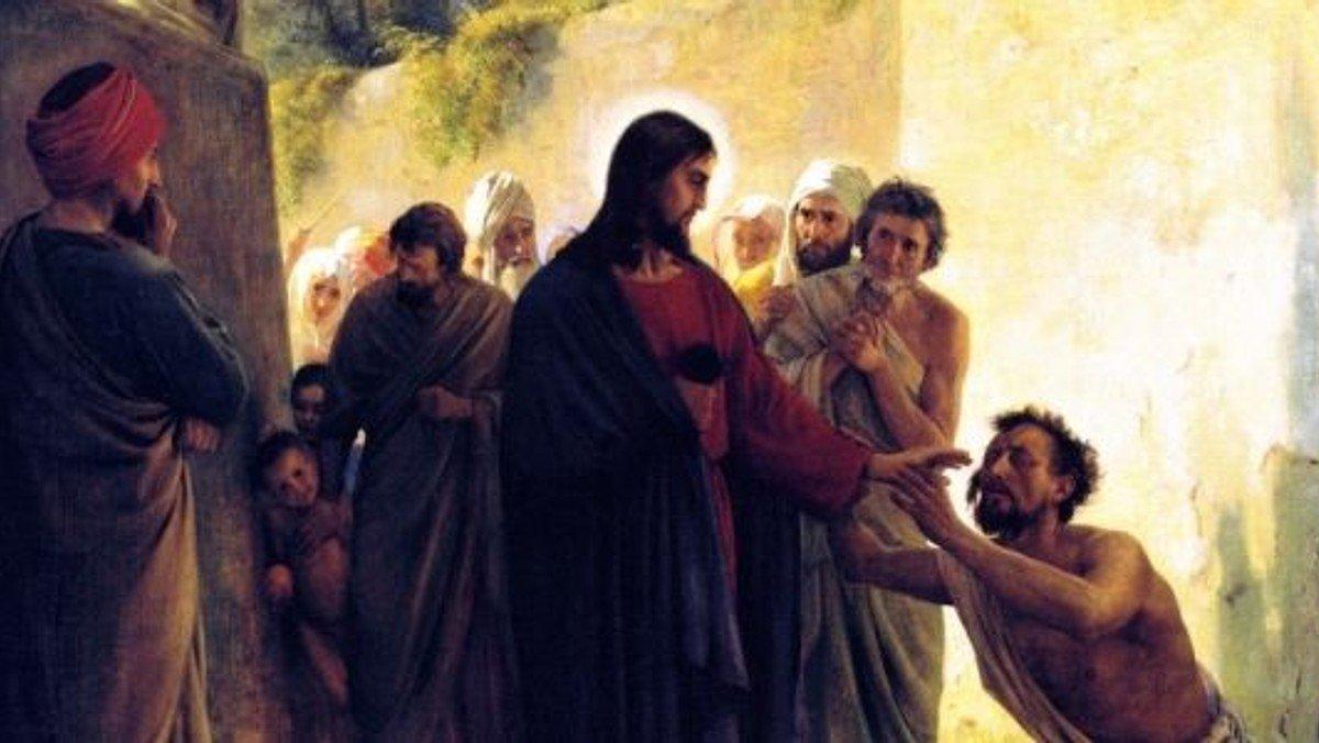 Højmesse: Jesus bærer vores lidelse