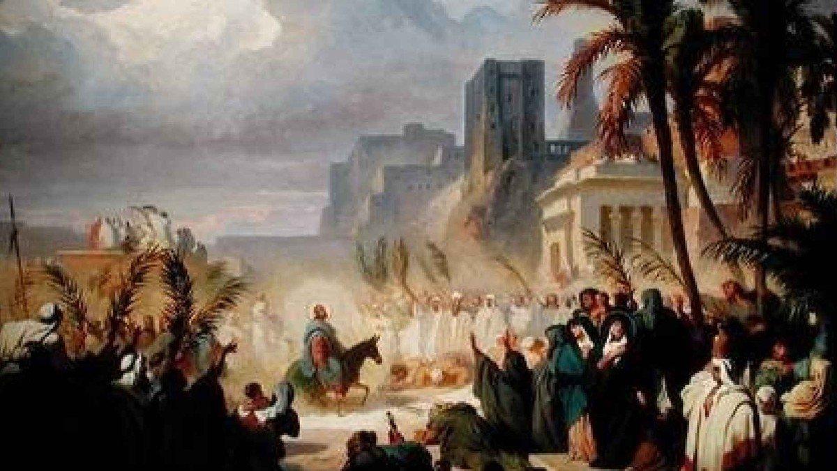 Onlinegudstjeneste/livestreaming  Palmesøndag: Om at have øje for det guddommelige og turde handle på det