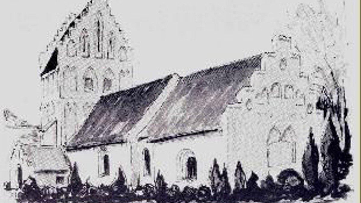 Gudstjeneste for alle 7 sogne i Asperup