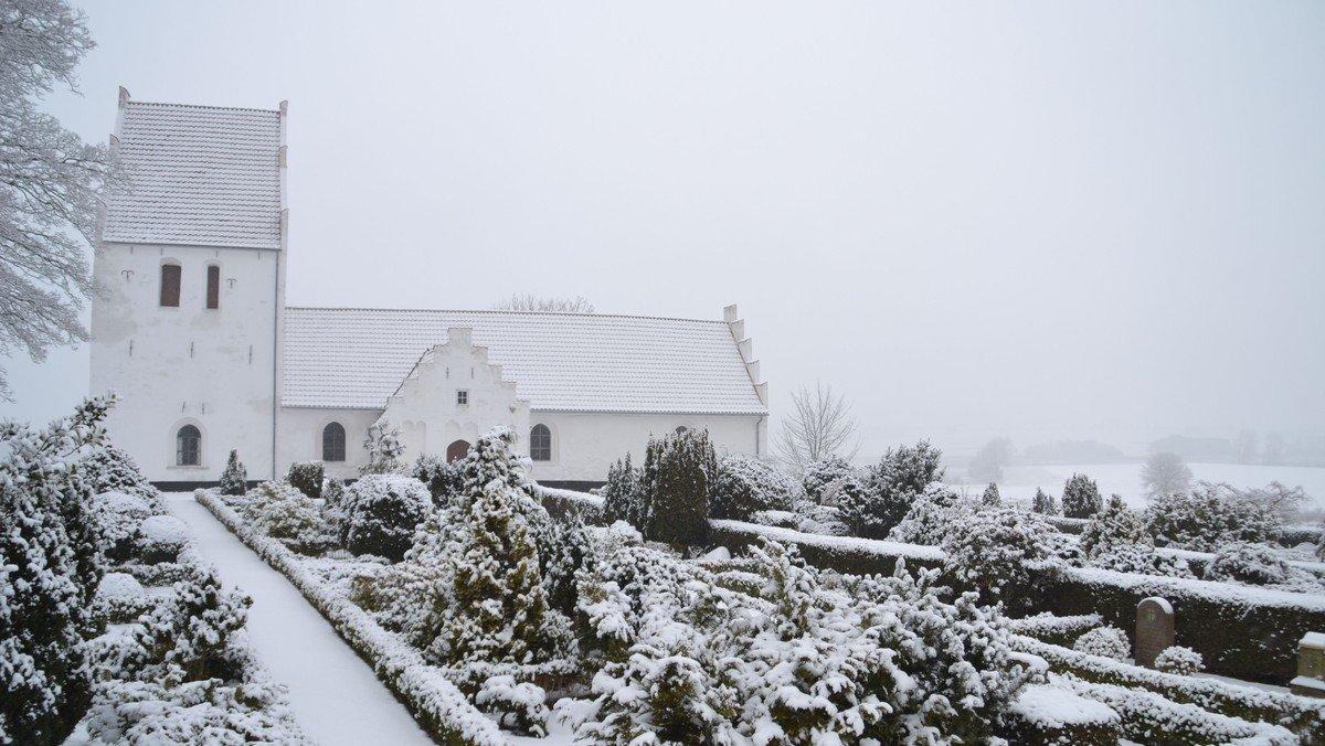Julegudstjenste i Føns Kirke