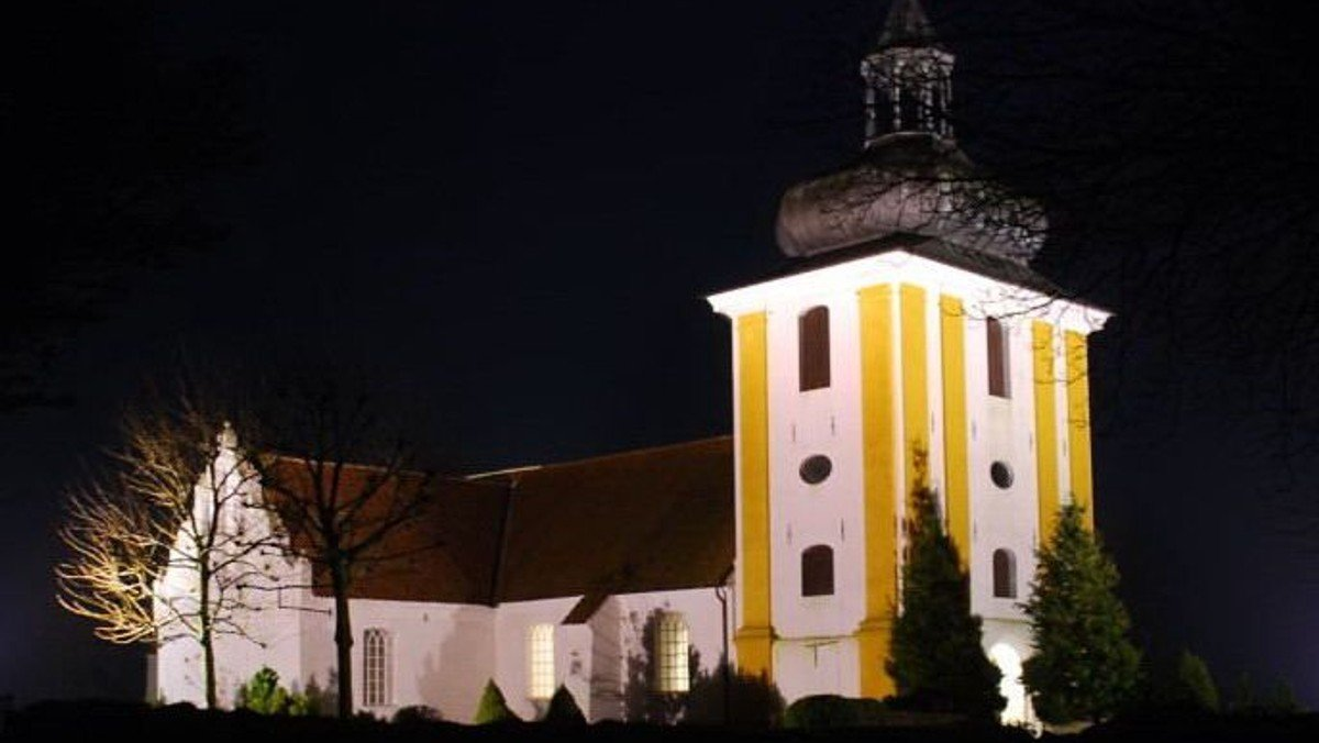 Julegudstjenste i Husby Kirke