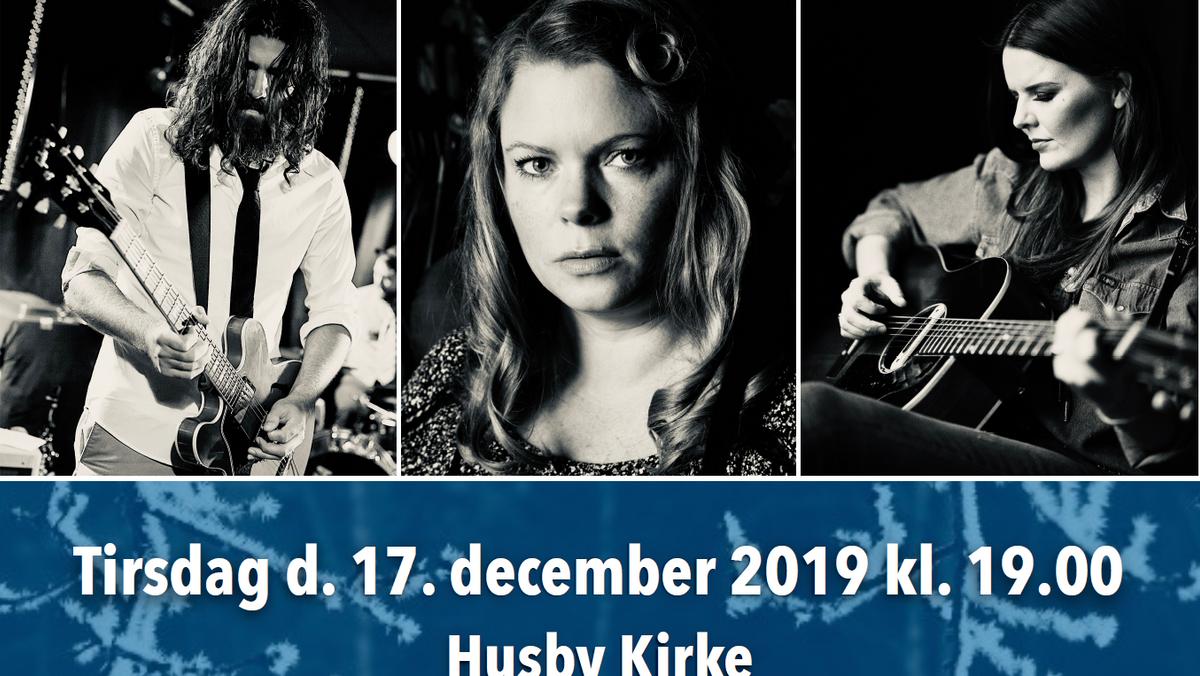 Julekoncert med Kajsa Vala, Ask Nørholm og Margrethe Ingemann