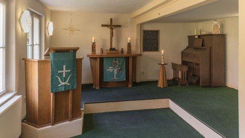 Gottesdienst mit Erntedankfest in Branitz