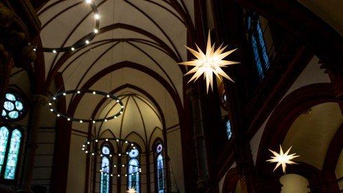 Gottesdienst am Sonntag nach Weihnachten