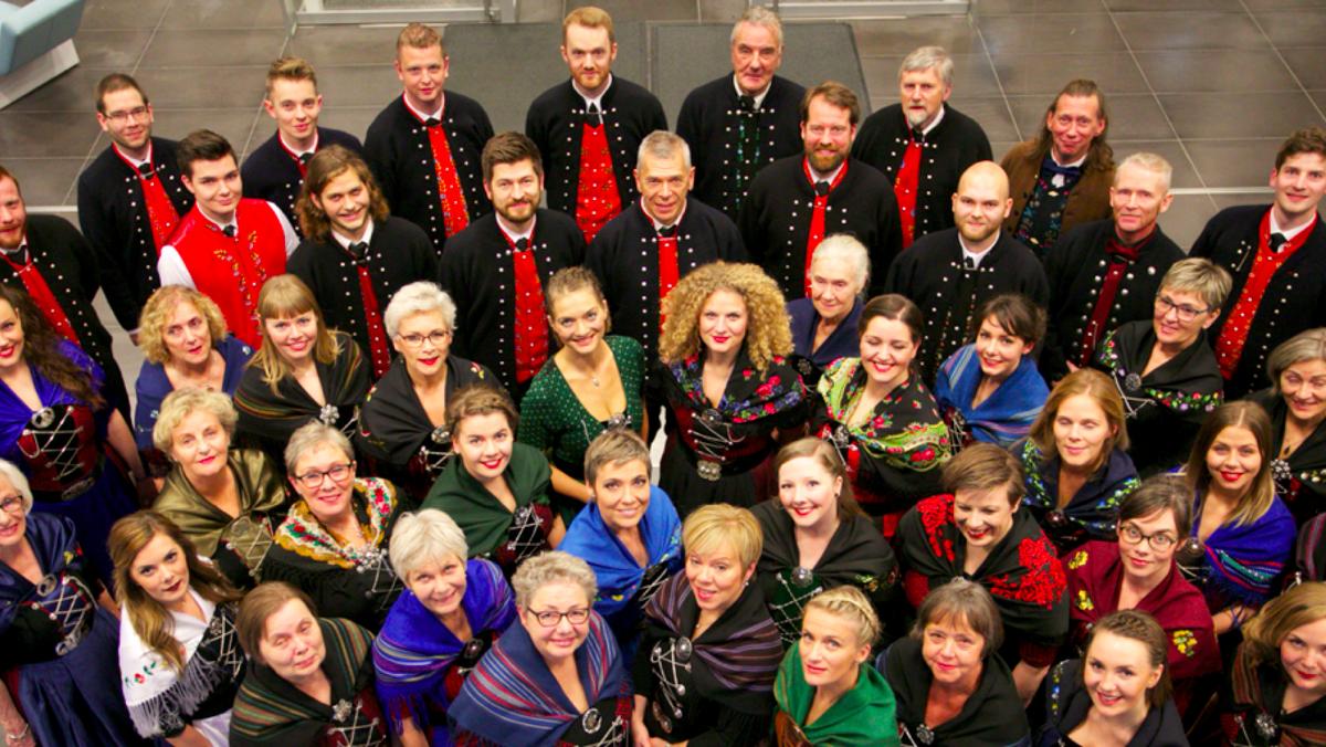 Det færøske kor: HÚSAKÓRIÐ